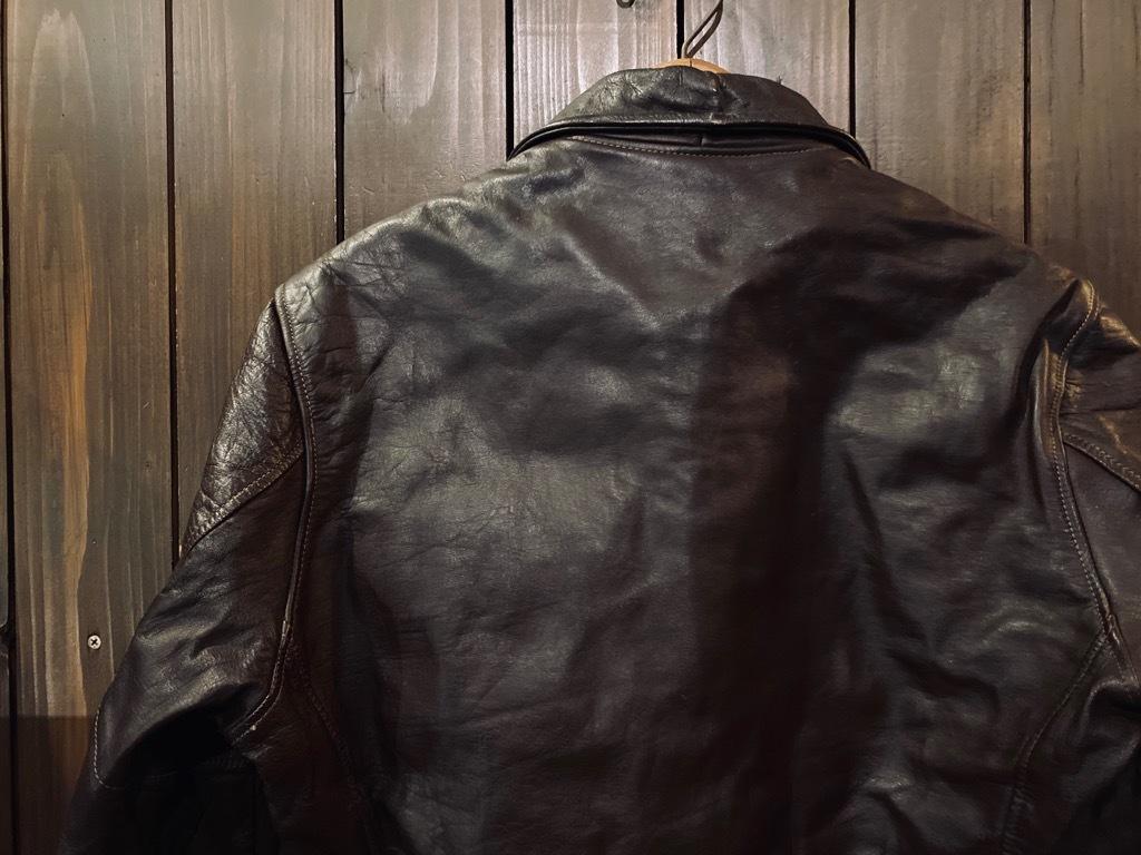 マグネッツ神戸店 8/26(水)秋Vintage入荷! #7 Vintage Leather Jacket!!!_c0078587_15070625.jpg