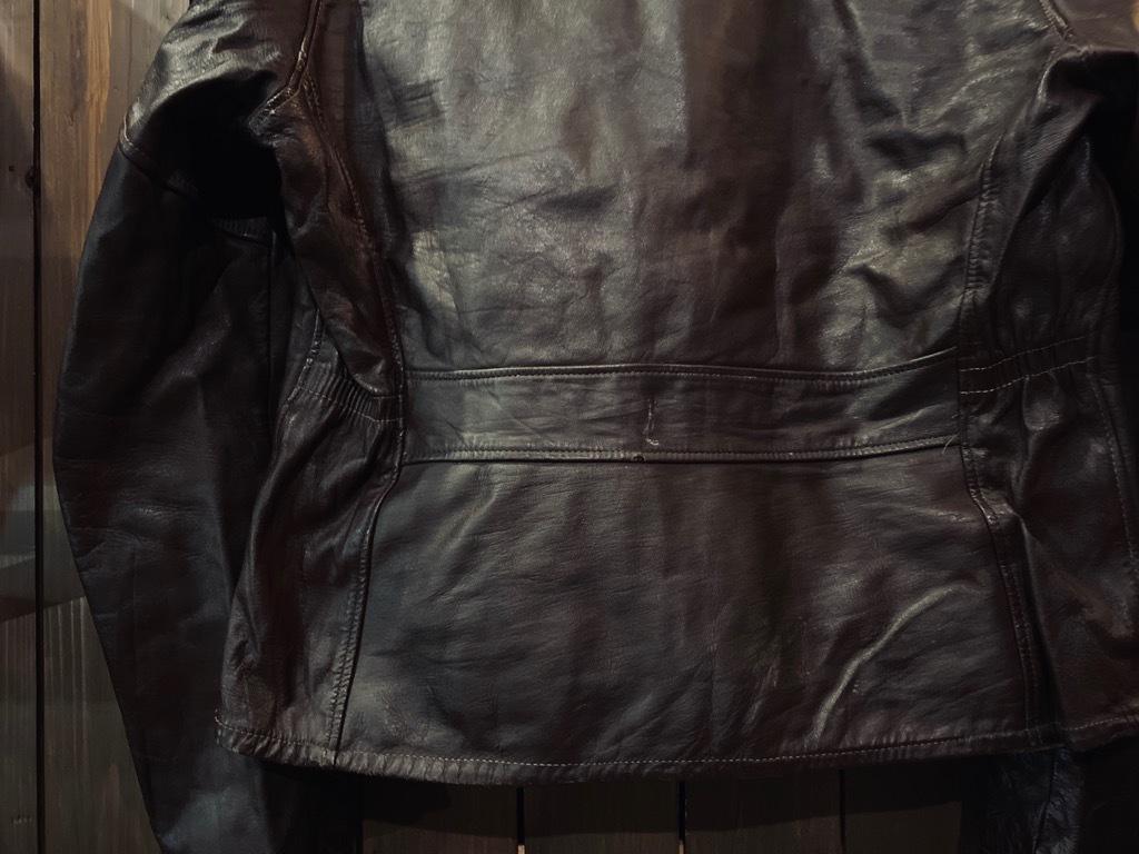 マグネッツ神戸店 8/26(水)秋Vintage入荷! #7 Vintage Leather Jacket!!!_c0078587_15070695.jpg
