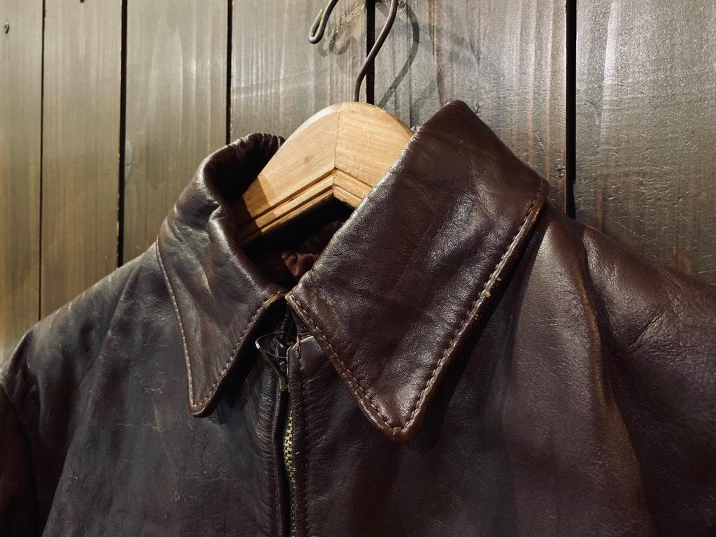 マグネッツ神戸店 8/26(水)秋Vintage入荷! #7 Vintage Leather Jacket!!!_c0078587_15080549.jpg