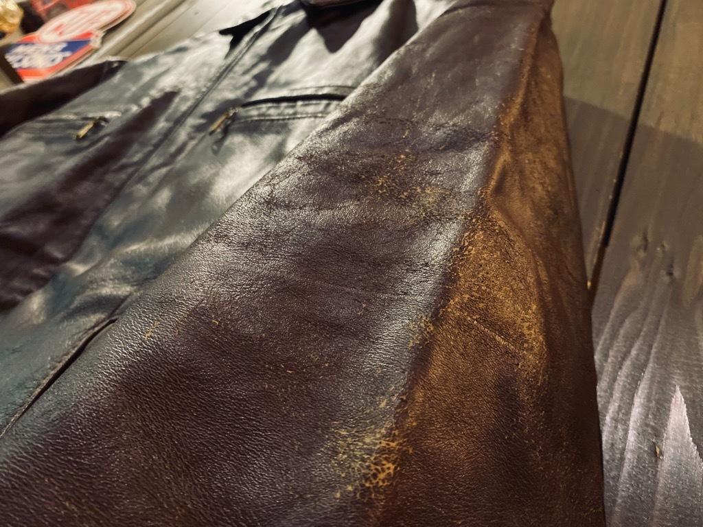 マグネッツ神戸店 8/26(水)秋Vintage入荷! #7 Vintage Leather Jacket!!!_c0078587_15080608.jpg