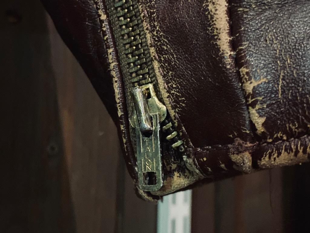マグネッツ神戸店 8/26(水)秋Vintage入荷! #7 Vintage Leather Jacket!!!_c0078587_15080615.jpg