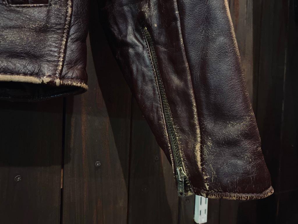 マグネッツ神戸店 8/26(水)秋Vintage入荷! #7 Vintage Leather Jacket!!!_c0078587_15080632.jpg
