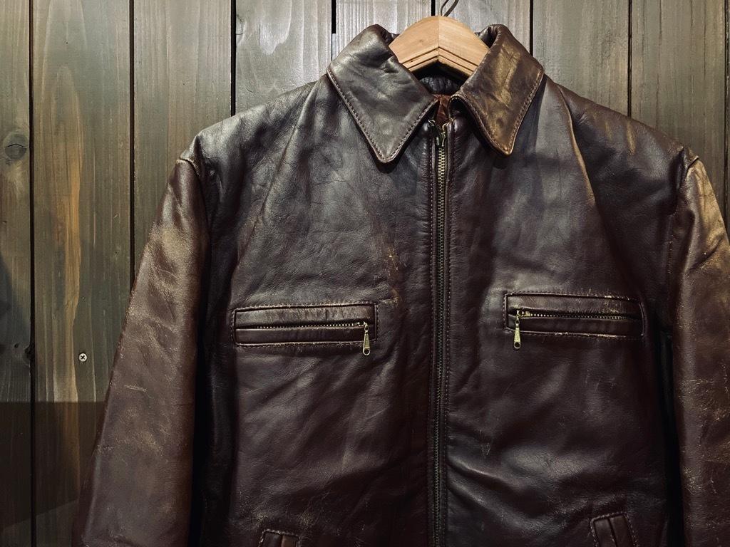マグネッツ神戸店 8/26(水)秋Vintage入荷! #7 Vintage Leather Jacket!!!_c0078587_15080647.jpg
