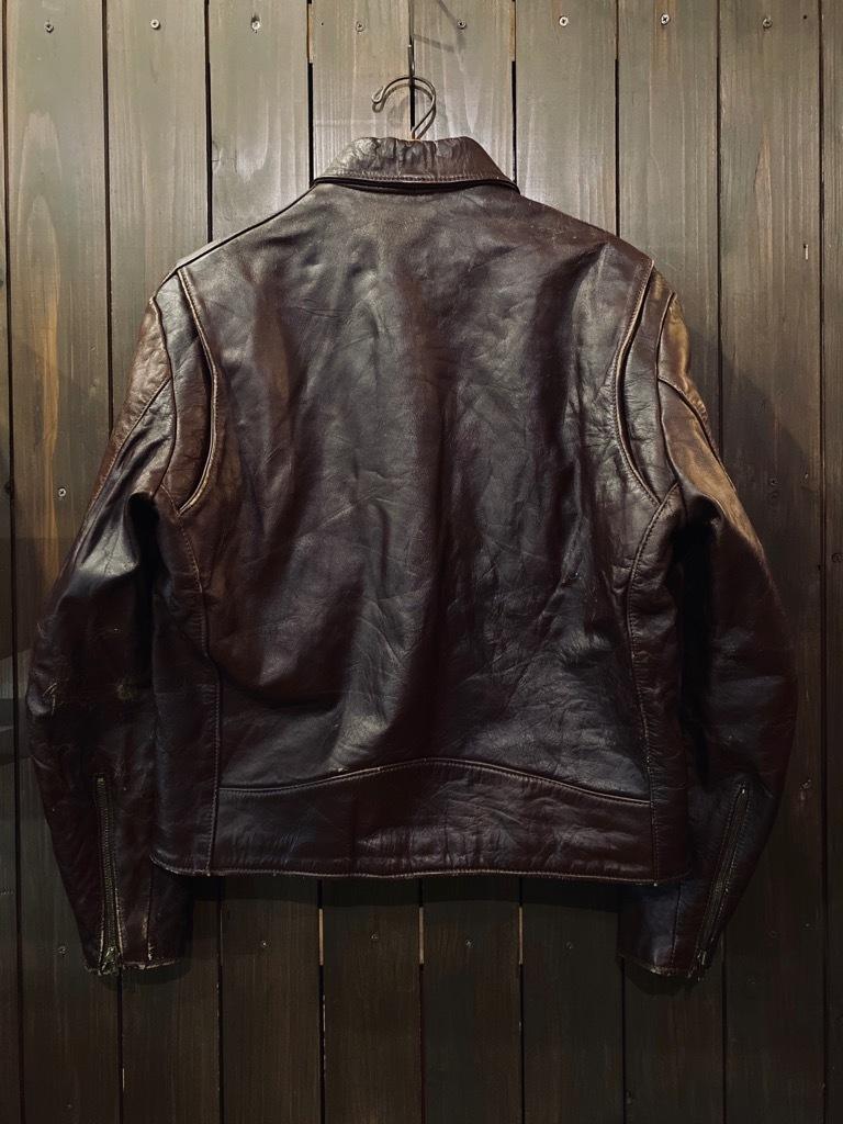マグネッツ神戸店 8/26(水)秋Vintage入荷! #7 Vintage Leather Jacket!!!_c0078587_15080663.jpg