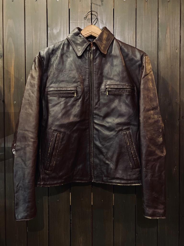 マグネッツ神戸店 8/26(水)秋Vintage入荷! #7 Vintage Leather Jacket!!!_c0078587_15080670.jpg