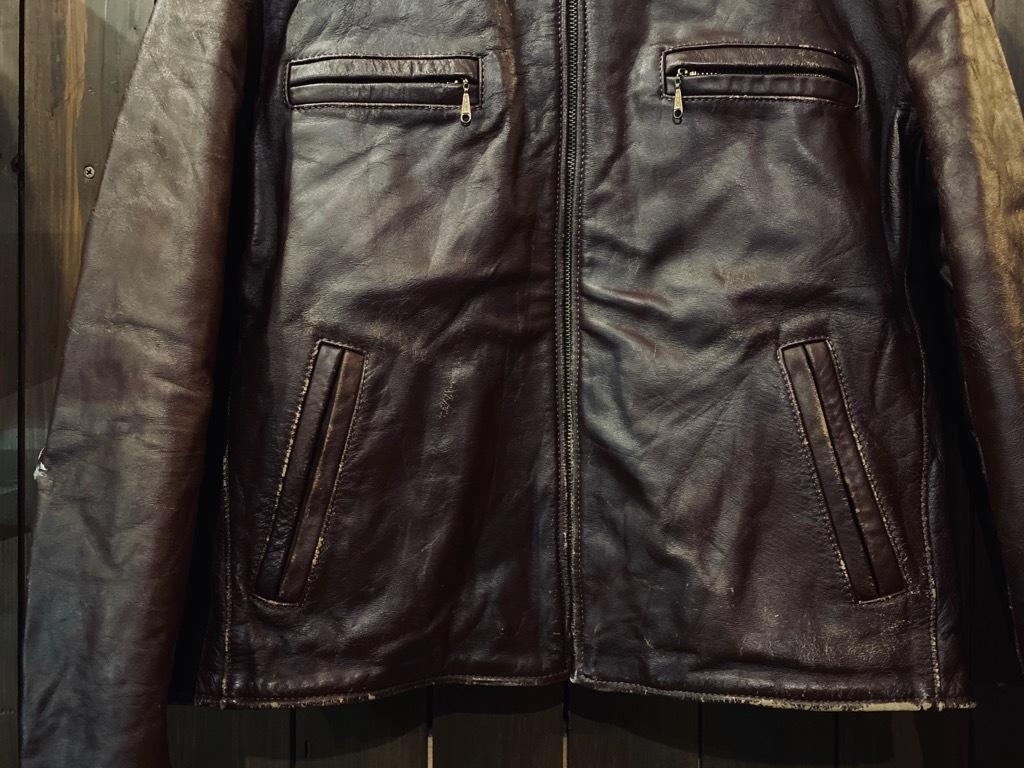 マグネッツ神戸店 8/26(水)秋Vintage入荷! #7 Vintage Leather Jacket!!!_c0078587_15095678.jpg
