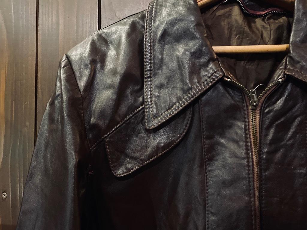 マグネッツ神戸店 8/26(水)秋Vintage入荷! #7 Vintage Leather Jacket!!!_c0078587_15111125.jpg