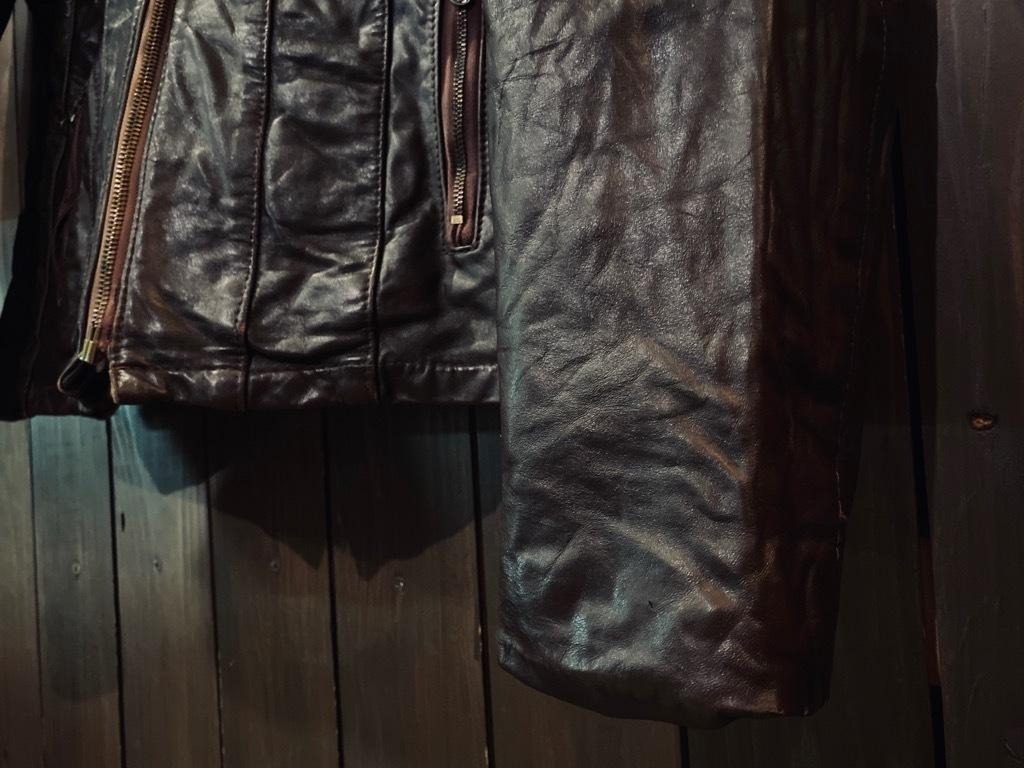 マグネッツ神戸店 8/26(水)秋Vintage入荷! #7 Vintage Leather Jacket!!!_c0078587_15111127.jpg
