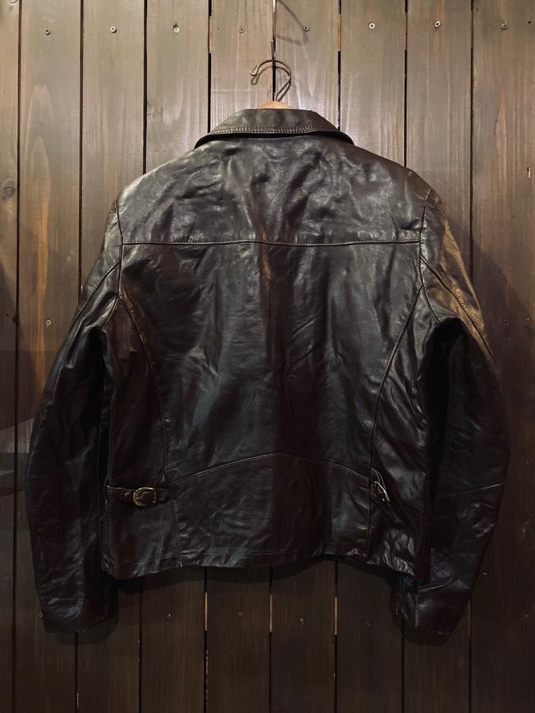マグネッツ神戸店 8/26(水)秋Vintage入荷! #7 Vintage Leather Jacket!!!_c0078587_15111216.jpg