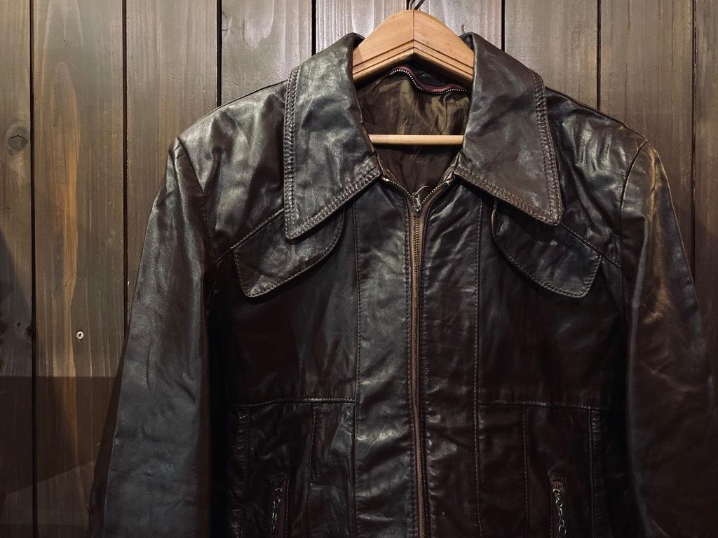マグネッツ神戸店 8/26(水)秋Vintage入荷! #7 Vintage Leather Jacket!!!_c0078587_15111218.jpg
