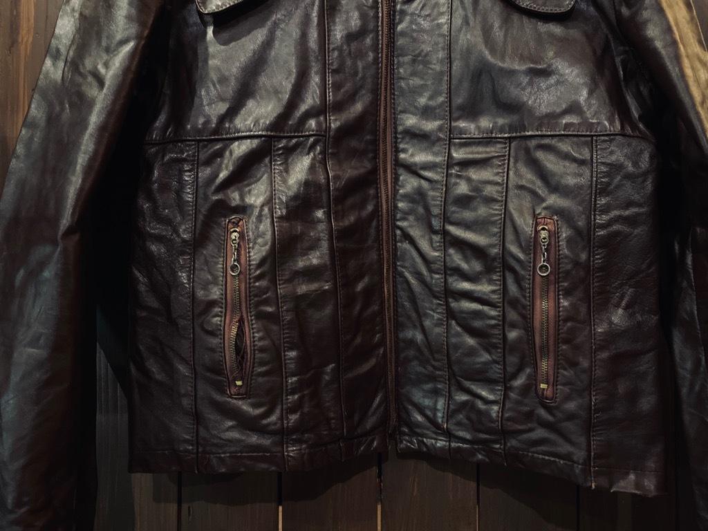 マグネッツ神戸店 8/26(水)秋Vintage入荷! #7 Vintage Leather Jacket!!!_c0078587_15111220.jpg