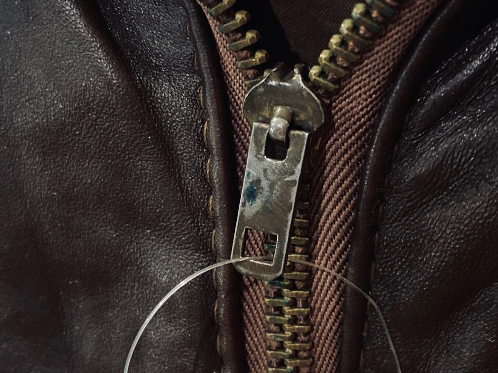 マグネッツ神戸店 8/26(水)秋Vintage入荷! #7 Vintage Leather Jacket!!!_c0078587_15111264.jpg