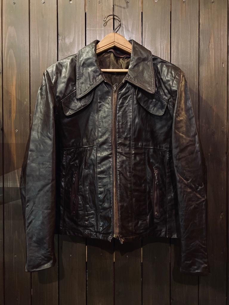 マグネッツ神戸店 8/26(水)秋Vintage入荷! #7 Vintage Leather Jacket!!!_c0078587_15111277.jpg