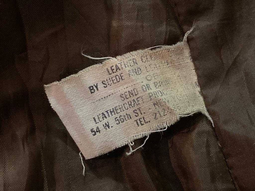 マグネッツ神戸店 8/26(水)秋Vintage入荷! #7 Vintage Leather Jacket!!!_c0078587_15120602.jpg
