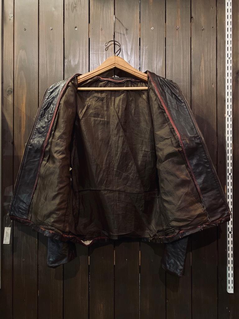 マグネッツ神戸店 8/26(水)秋Vintage入荷! #7 Vintage Leather Jacket!!!_c0078587_15120764.jpg