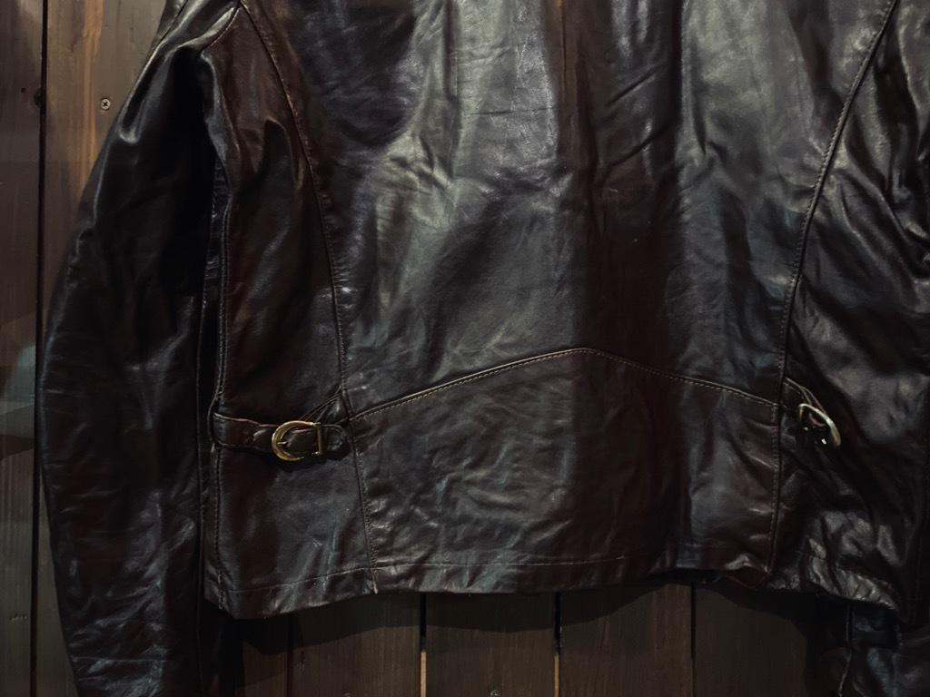 マグネッツ神戸店 8/26(水)秋Vintage入荷! #7 Vintage Leather Jacket!!!_c0078587_15120775.jpg