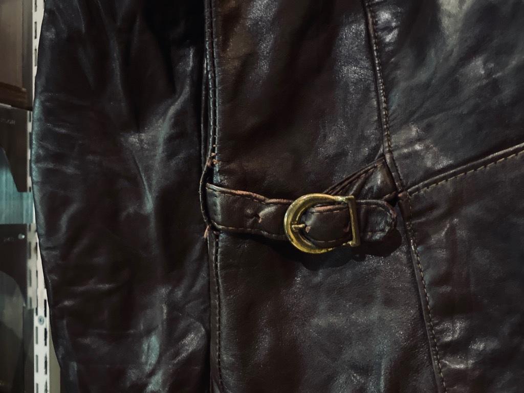 マグネッツ神戸店 8/26(水)秋Vintage入荷! #7 Vintage Leather Jacket!!!_c0078587_15120776.jpg