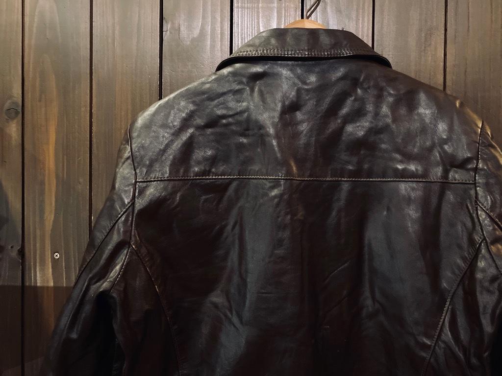 マグネッツ神戸店 8/26(水)秋Vintage入荷! #7 Vintage Leather Jacket!!!_c0078587_15120793.jpg