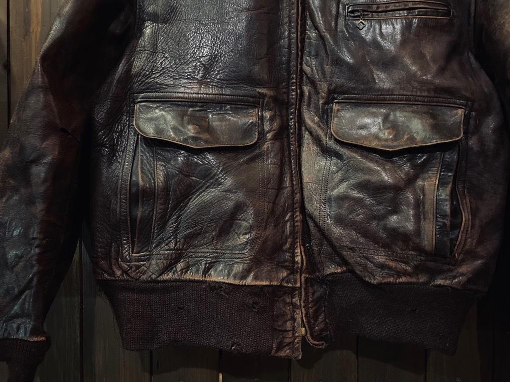 マグネッツ神戸店 8/26(水)秋Vintage入荷! #7 Vintage Leather Jacket!!!_c0078587_15133680.jpg