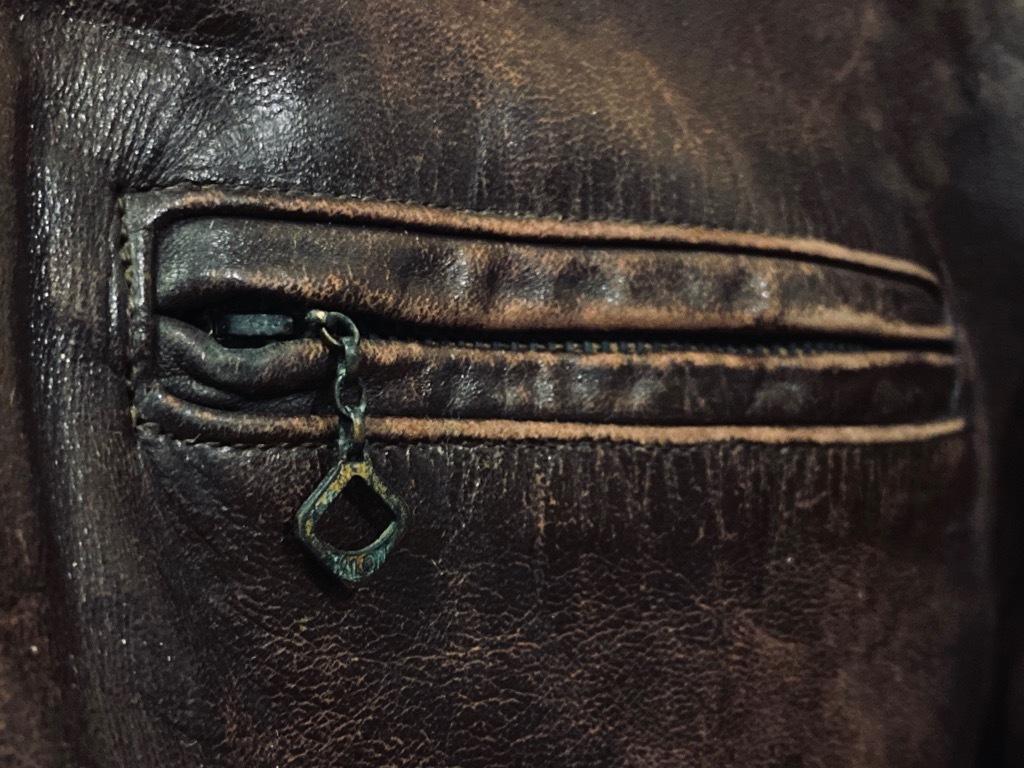 マグネッツ神戸店 8/26(水)秋Vintage入荷! #7 Vintage Leather Jacket!!!_c0078587_15133682.jpg