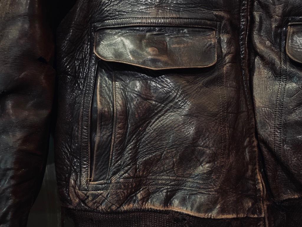 マグネッツ神戸店 8/26(水)秋Vintage入荷! #7 Vintage Leather Jacket!!!_c0078587_15133697.jpg