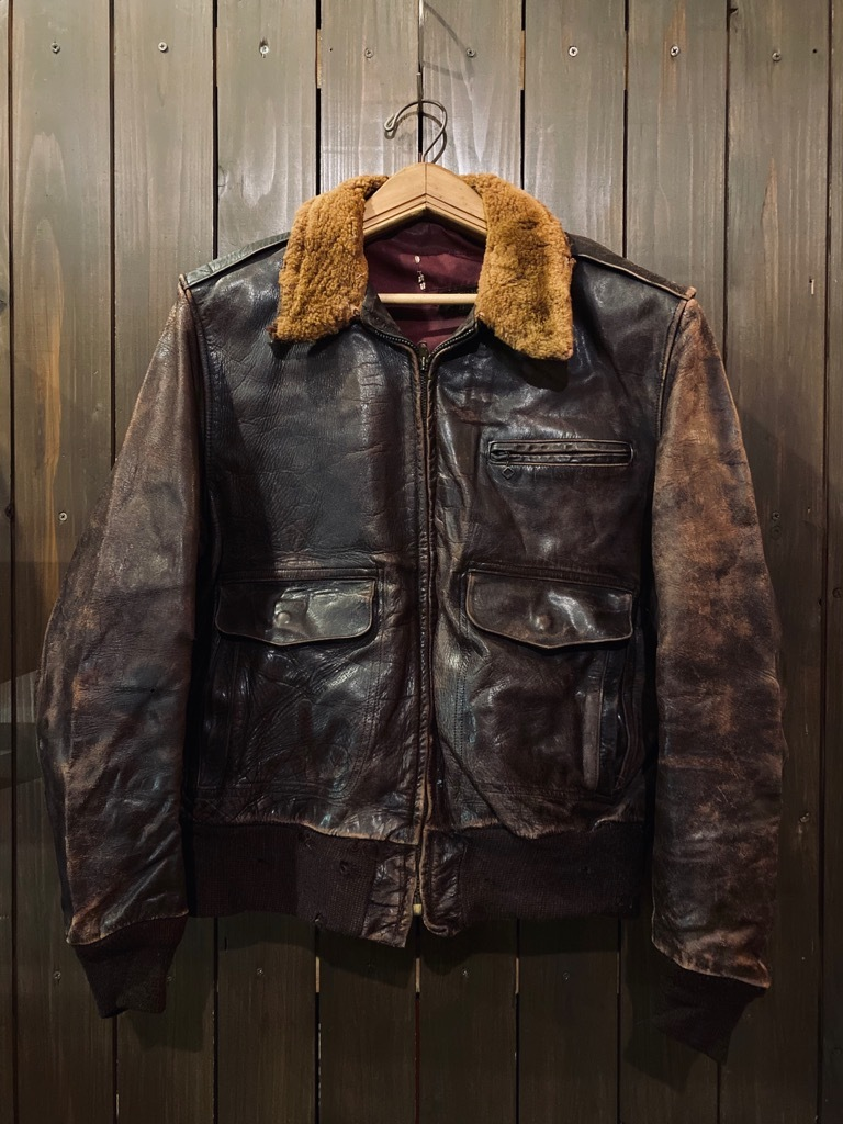 マグネッツ神戸店 8/26(水)秋Vintage入荷! #7 Vintage Leather Jacket!!!_c0078587_15133703.jpg