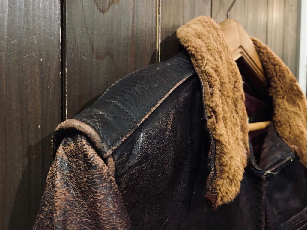 マグネッツ神戸店 8/26(水)秋Vintage入荷! #7 Vintage Leather Jacket!!!_c0078587_15133720.jpg