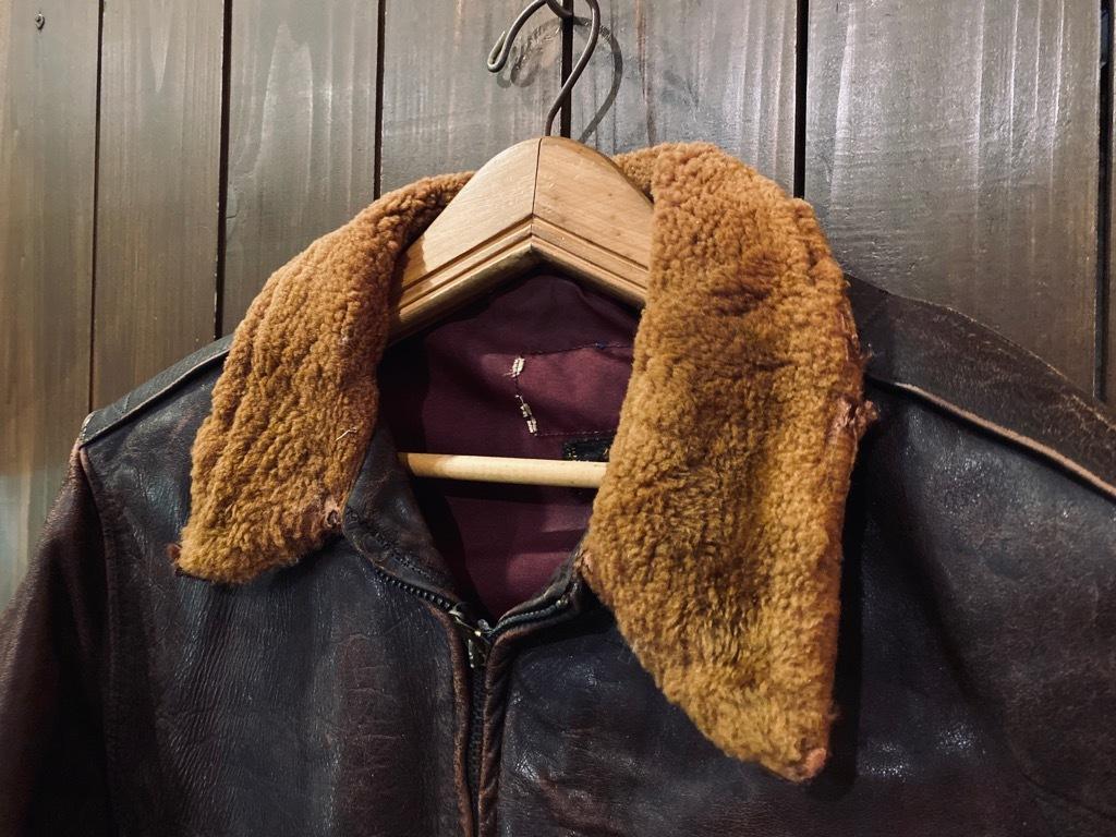 マグネッツ神戸店 8/26(水)秋Vintage入荷! #7 Vintage Leather Jacket!!!_c0078587_15133738.jpg
