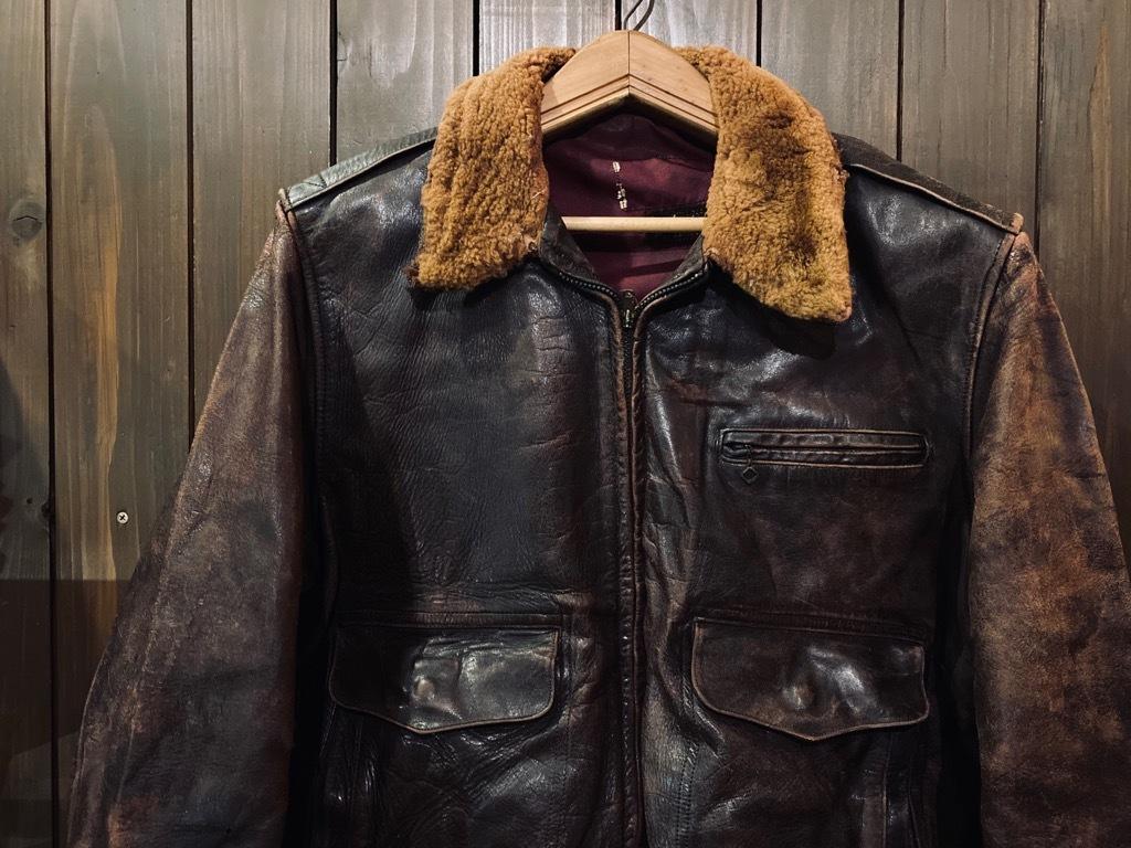 マグネッツ神戸店 8/26(水)秋Vintage入荷! #7 Vintage Leather Jacket!!!_c0078587_15133792.jpg