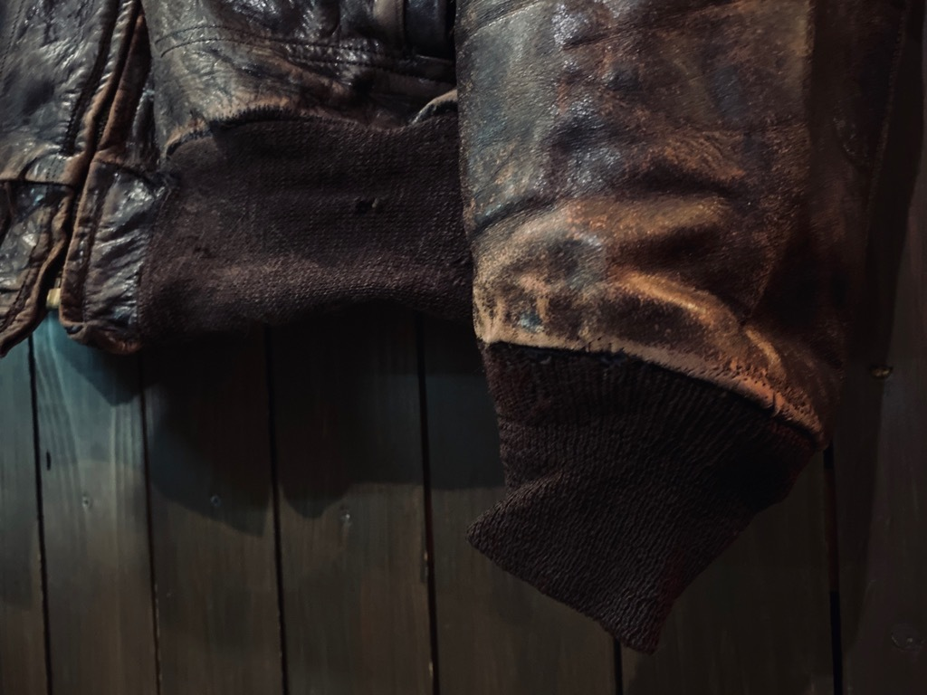 マグネッツ神戸店 8/26(水)秋Vintage入荷! #7 Vintage Leather Jacket!!!_c0078587_15133888.jpg