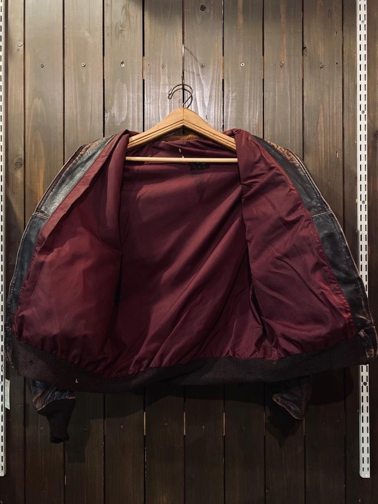 マグネッツ神戸店 8/26(水)秋Vintage入荷! #7 Vintage Leather Jacket!!!_c0078587_15155274.jpg