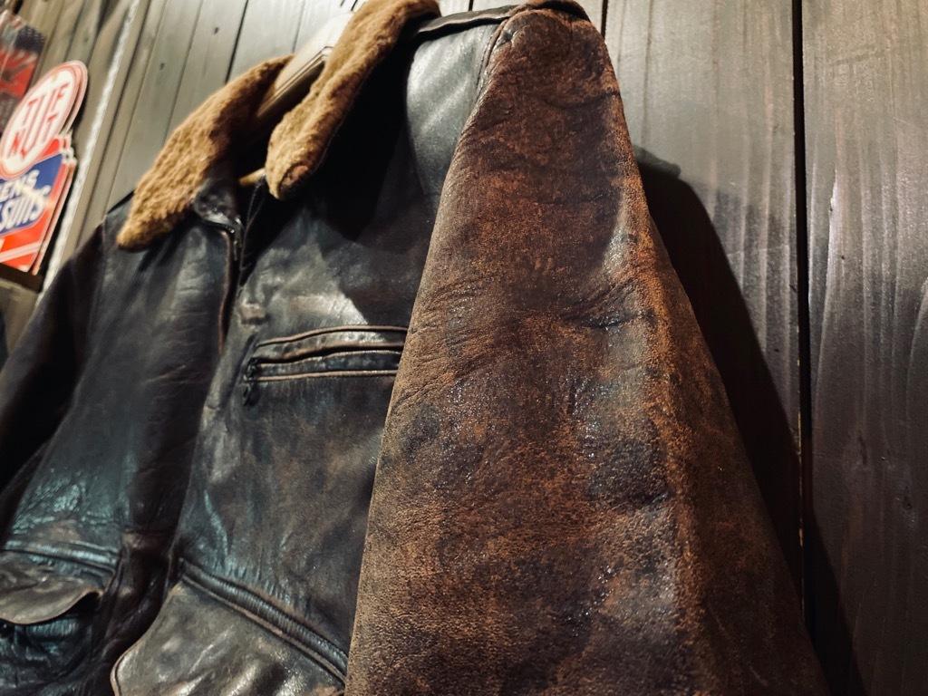 マグネッツ神戸店 8/26(水)秋Vintage入荷! #7 Vintage Leather Jacket!!!_c0078587_15155319.jpg
