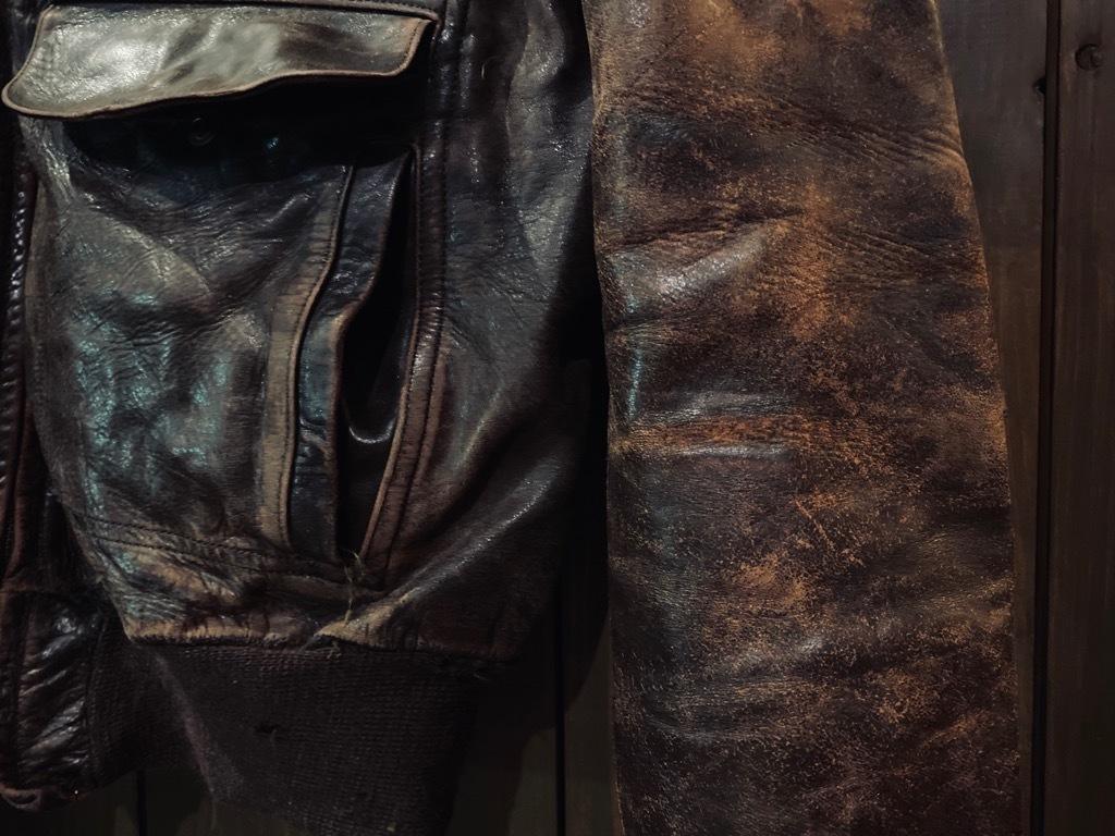 マグネッツ神戸店 8/26(水)秋Vintage入荷! #7 Vintage Leather Jacket!!!_c0078587_15155334.jpg