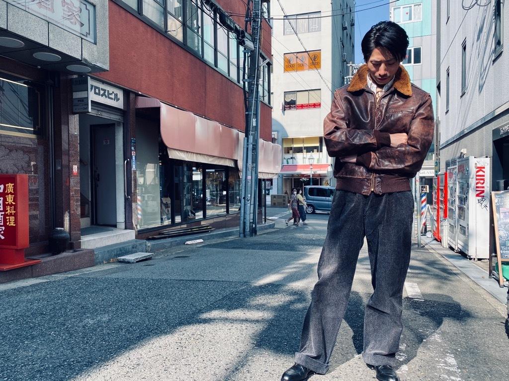 マグネッツ神戸店 8/26(水)秋Vintage入荷! #7 Vintage Leather Jacket!!!_c0078587_15475392.jpg