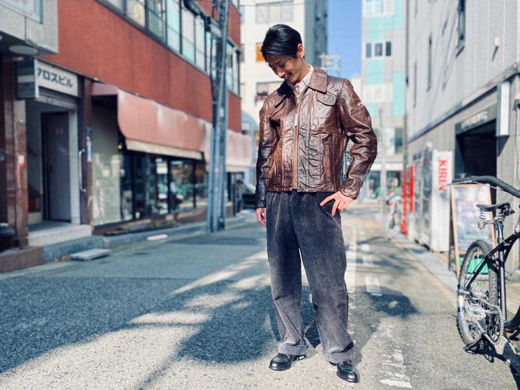 マグネッツ神戸店 8/26(水)秋Vintage入荷! #7 Vintage Leather Jacket!!!_c0078587_15481799.jpg