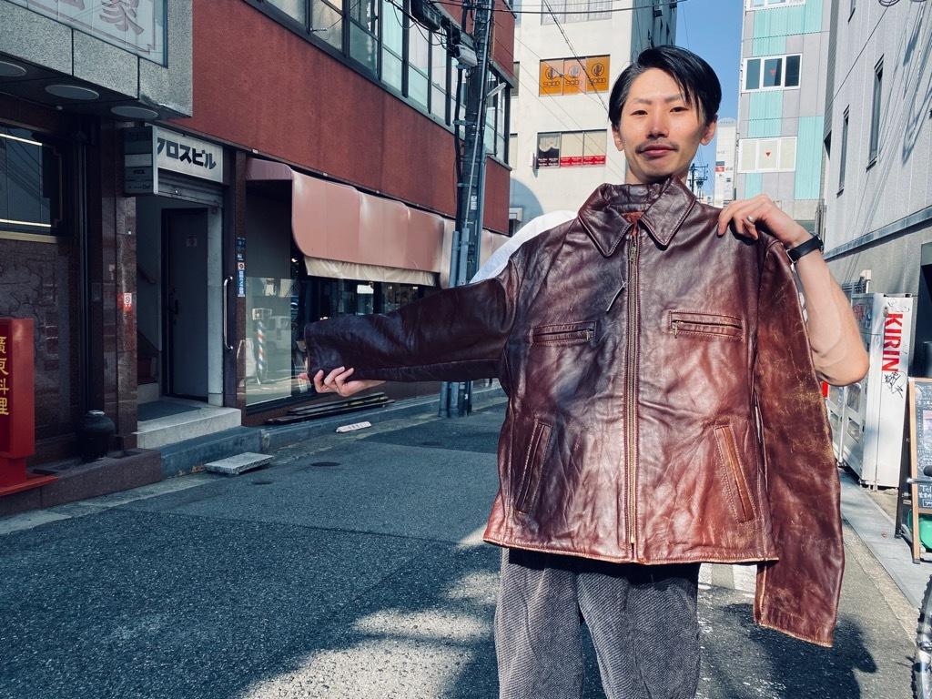マグネッツ神戸店 8/26(水)秋Vintage入荷! #7 Vintage Leather Jacket!!!_c0078587_15483727.jpg