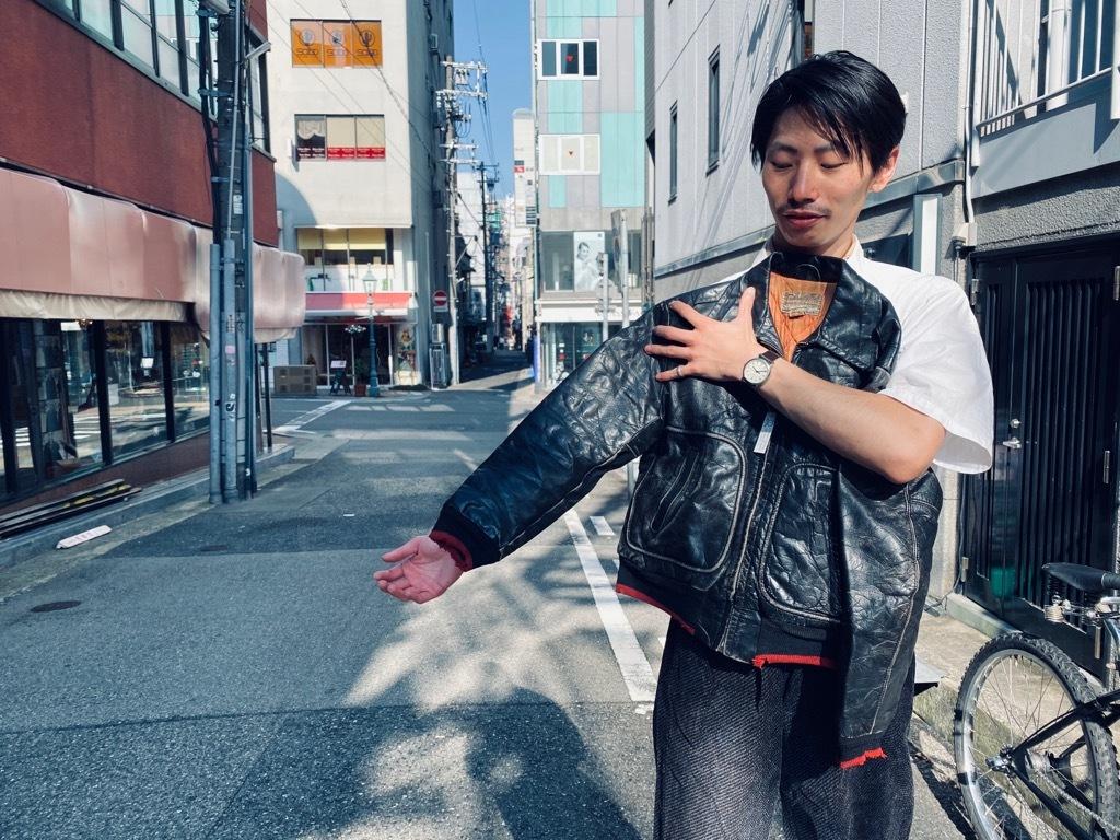 マグネッツ神戸店 8/26(水)秋Vintage入荷! #7 Vintage Leather Jacket!!!_c0078587_15491180.jpg