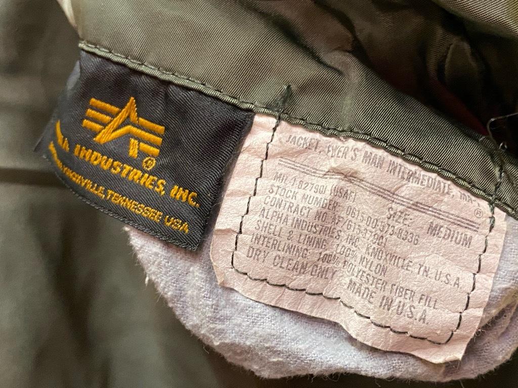 8月29日(土)大阪店秋物スーペリア入荷!!#1 Military編!!M-65 Fishtail Parka,Souvenir JKT&More!!(マグネッツ大阪アメ村店)_c0078587_16362026.jpg