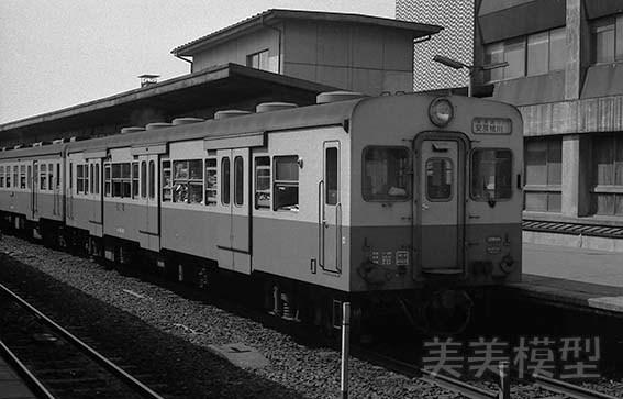 半世紀前のネガシートから 国鉄 千葉駅 ②_d0110009_10371645.jpg