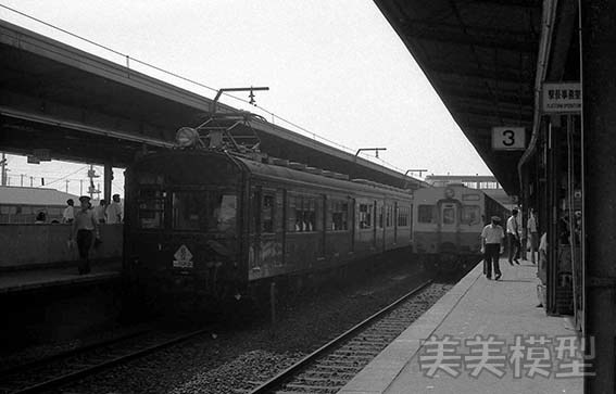 半世紀前のネガシートから 国鉄 千葉駅 ②_d0110009_10373416.jpg