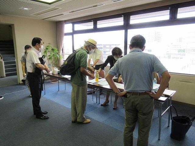 今年は縮小型の富士高同窓会総会「富友会」 私は重責の幹事長に就任_f0141310_08103521.jpg