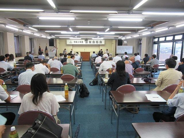 今年は縮小型の富士高同窓会総会「富友会」 私は重責の幹事長に就任_f0141310_08104226.jpg