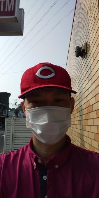 おはようございます!本日も誰もしないアベノマスクよりコンビニのマスクで介護現場に出勤です!河井被告人初公判_e0094315_08273515.jpg