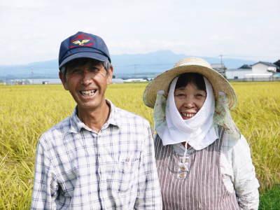 七城米 長尾農園 美しすぎる田んぼ出穂の様子(2020年) _a0254656_18315038.jpg