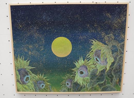 「2019年度 近美関東美術展」展示風景1(The exhibition landscape.)_e0224057_13511021.jpg