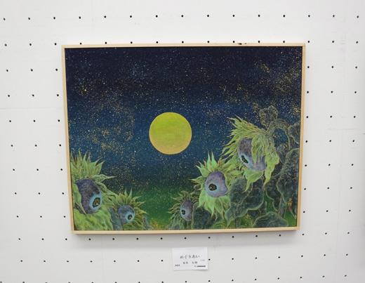 「2019年度 近美関東美術展」展示風景1(The exhibition landscape.)_e0224057_13514679.jpg