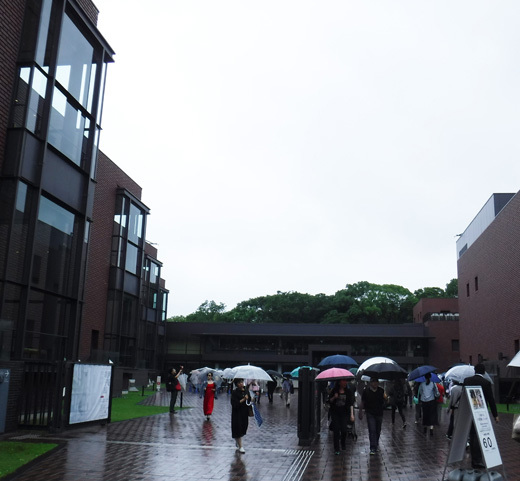 「2019年度 近美関東美術展」展示風景1(The exhibition landscape.)_e0224057_13522712.jpg