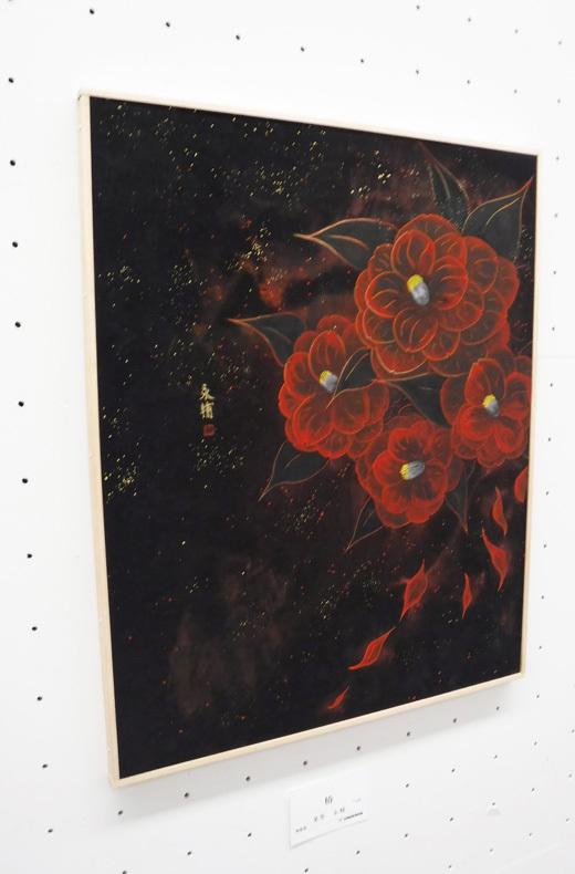 「2019年度 近美関東美術展」展示風景2(The exhibition landscape.)_e0224057_13581860.jpg