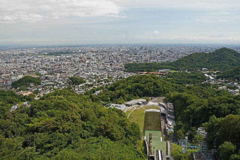 大倉山ジャンプ競技場_d0162994_14375870.jpg