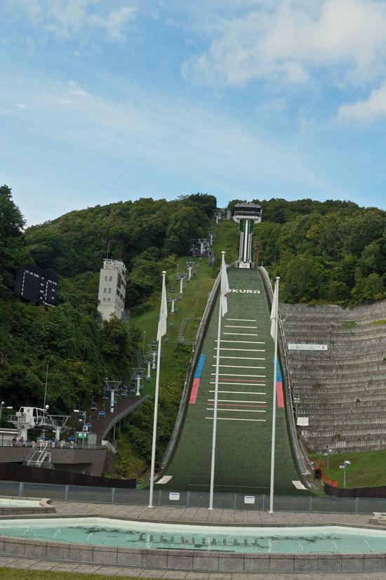 大倉山ジャンプ競技場_d0162994_14392215.jpg